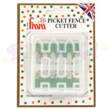 FMM Sugarcraft Cutters - Picket Fence Cutter
