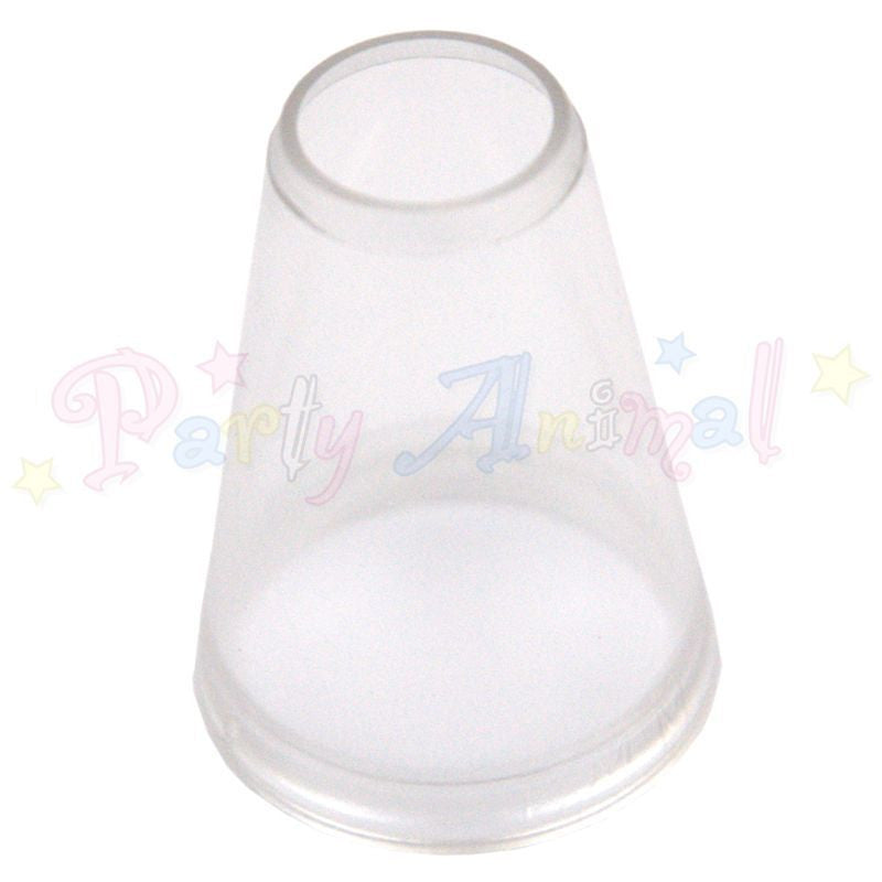 FMM Piping Nozzle TUBE Polycarbonate #12 - Plain Round - 18mm