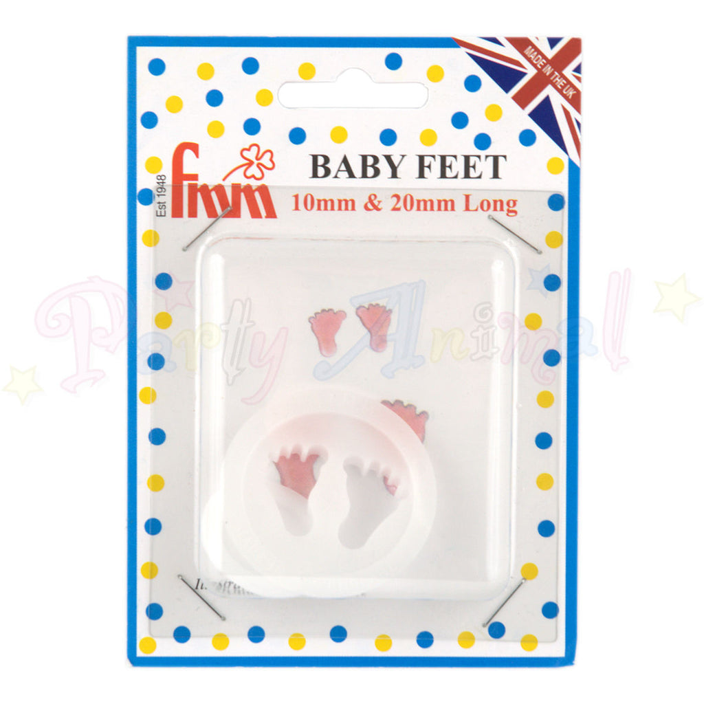 FMM - Baby Feet Cutter - Set of 2
