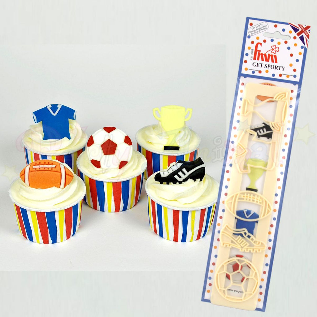 FMM Get Sporty Cutter Set