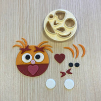 FMM - Mix 'n' Match Funny Faces & More Cutter Set