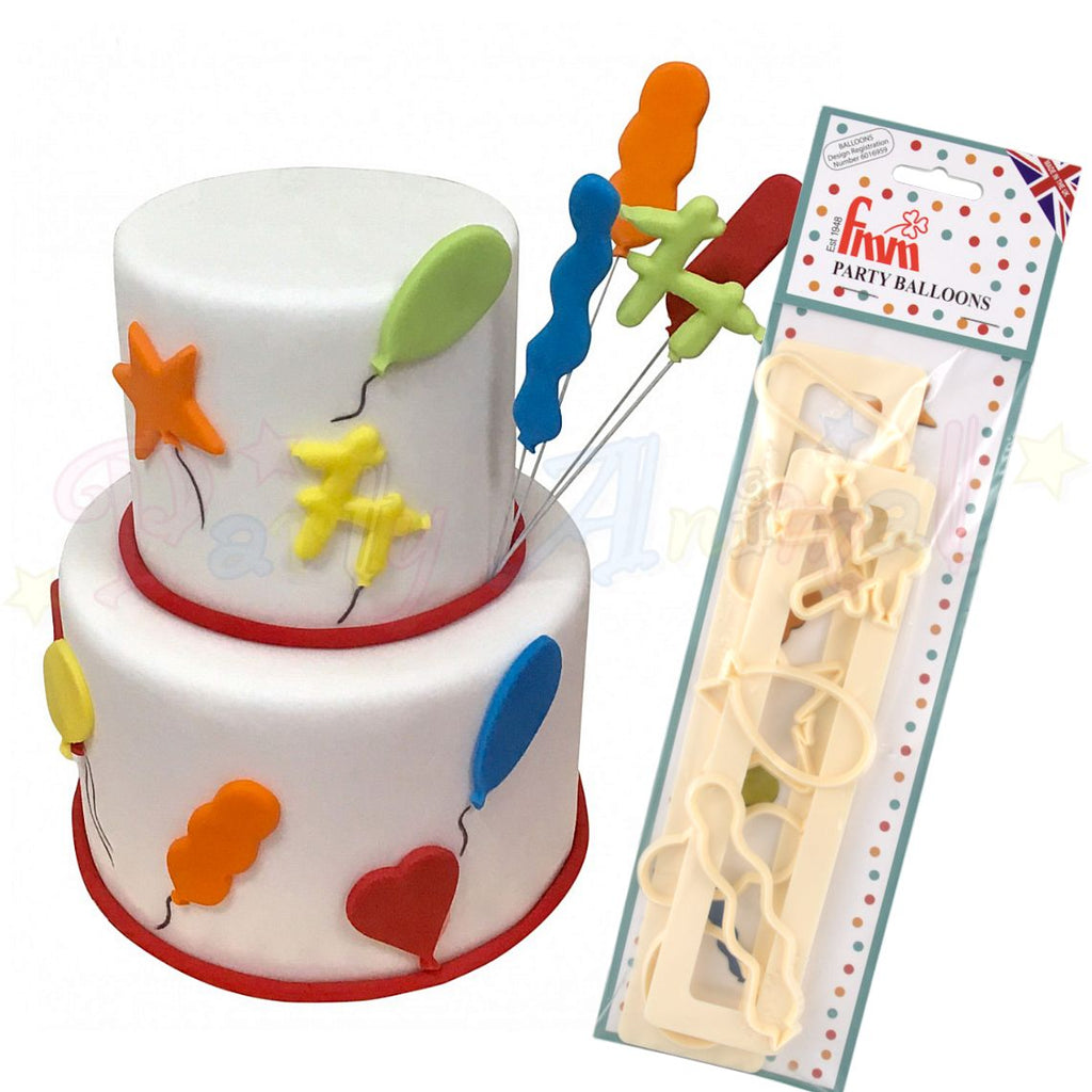 FMM Party Balloons Cutter Set