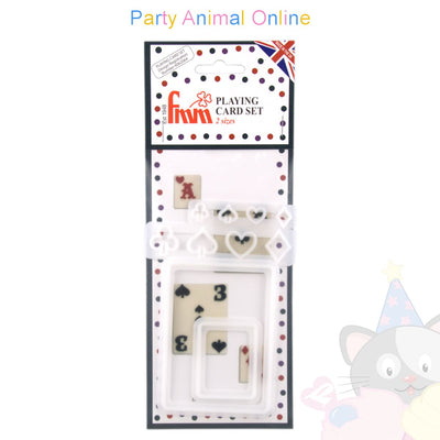 FMM Playing Card Cutter Set