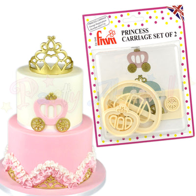 FMM Princess Carriage Cutters - Set of 2