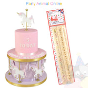 FMM Tappits CARNIVAL Alphabet Cutters - Upper Case and Numbers