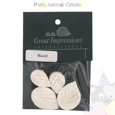 Great Impressions Double Veiner - Hazel - Set of 2