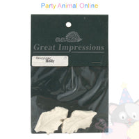 Great Impressions Double Veiner - Hedgehog Holly Leaf - Small 3.5cm