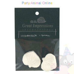 Great Impressions Double Veiners - Hydrangea Petal Small