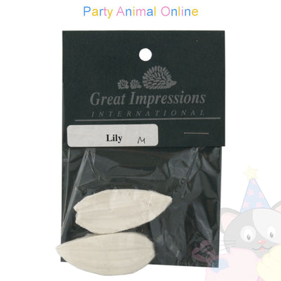 Great Impressions Double Veiners - Lily Leaf Medium