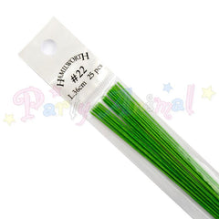 Hamilworth  22g NILE GREEN Floral / Floristry Wires
