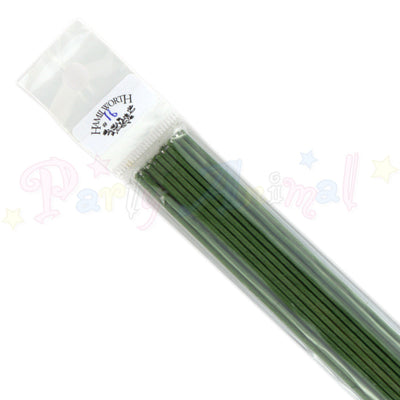 Hamilworth 16g DARK GREEN Floral / Floristry Wires