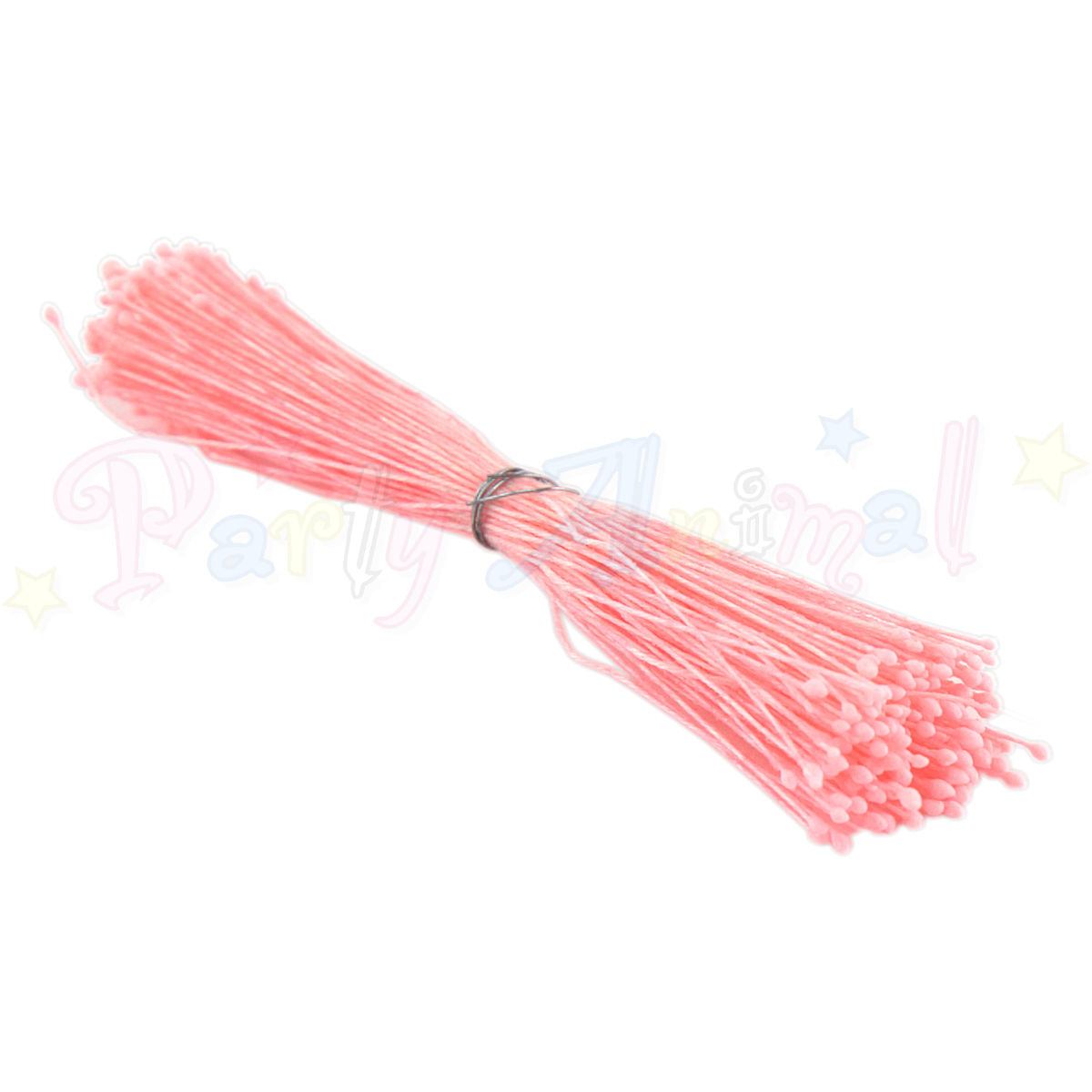Hamilworth  Flower Stamen Matt Baby Pink P17 (0.5mm head)