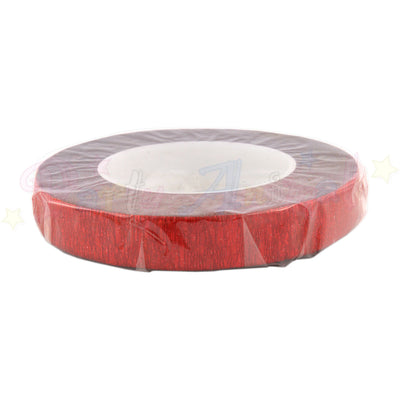 Hamilworth Floral Tape METALLIC RED - 12mm