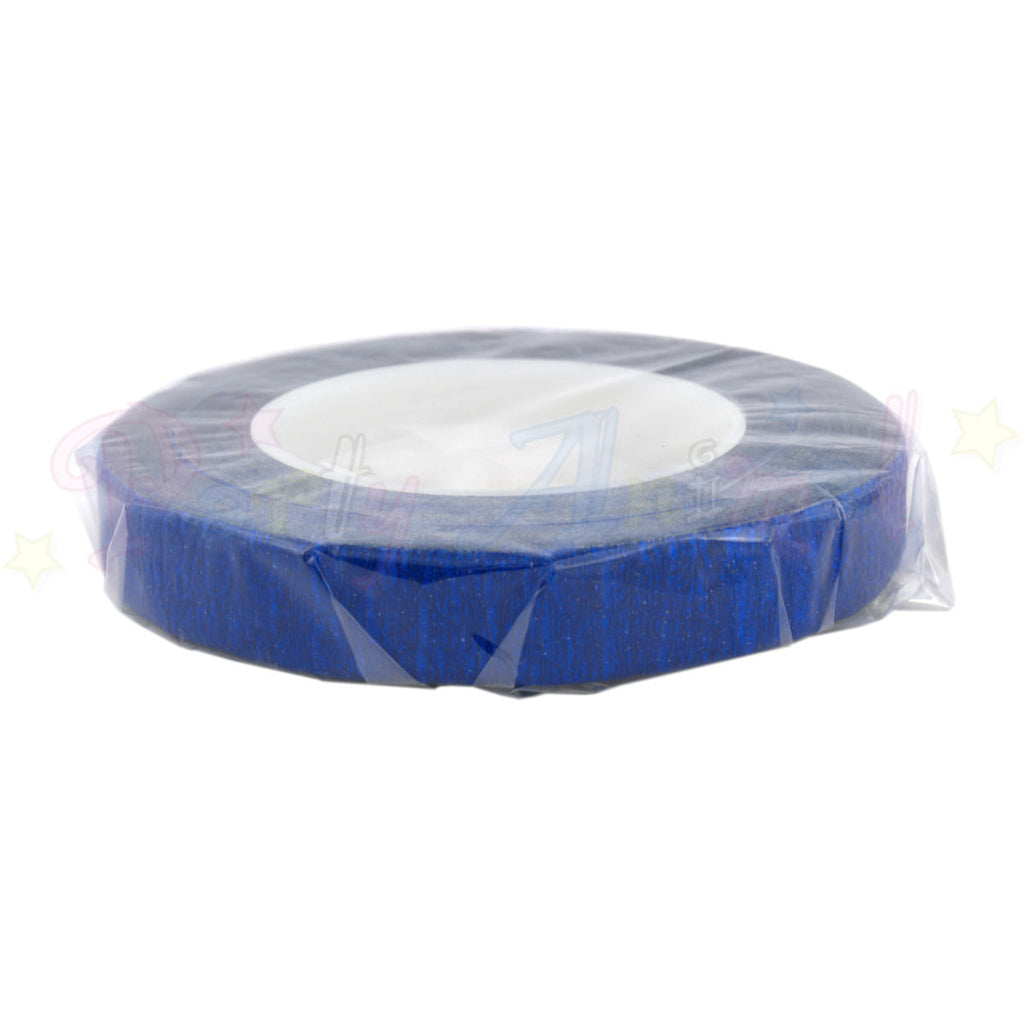 Hamilworth Floral Tape METALLIC BLUE - 12mm