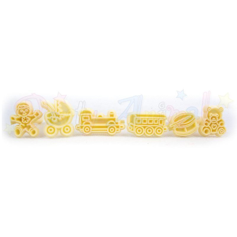 Holly Products Embossing Sticks Set 16 - TOYTIME