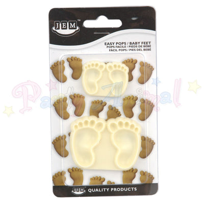JEM Easy Pops BABY FEET Moulds