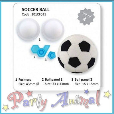 JEM 3D Soccer Ball / Football Cutter & Former
