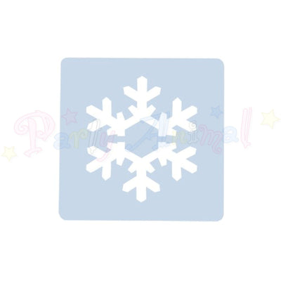 JEM Single Snowflake Stencil