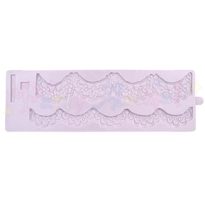ALICE VINTAGE LACE Border Mould From Karen Davies.