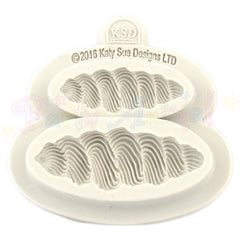Katy Sue Creative Cake System Moulds - Barrels
