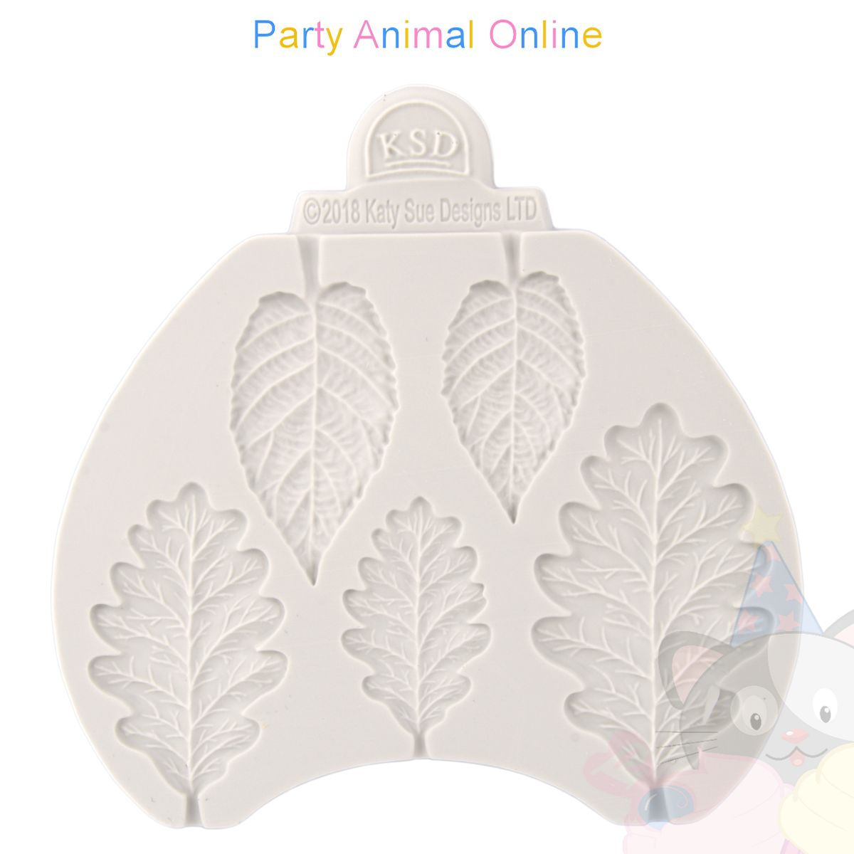 Katy Sue Moulds - Blackberry and Oak Leaves