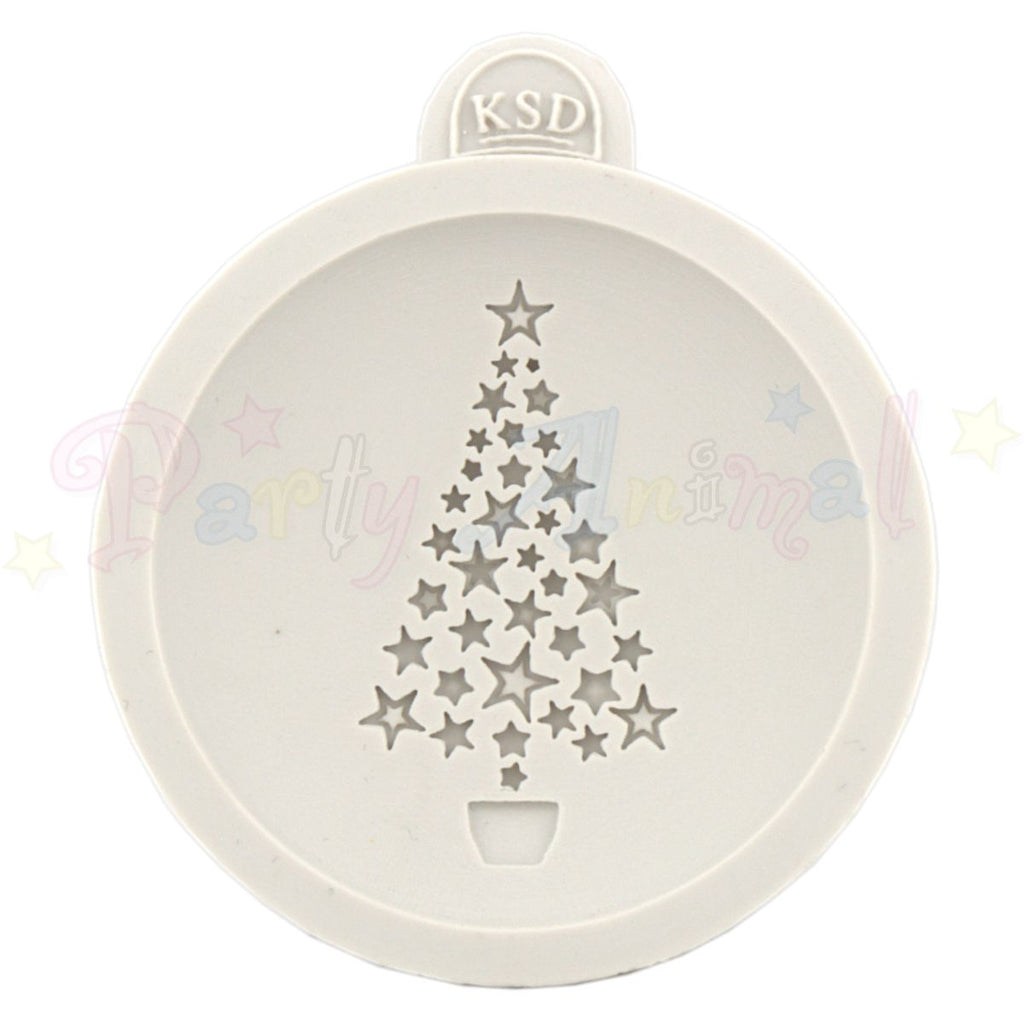 Katy Sue Cupcake Moulds - CHRISTMAS TREE