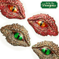 Katy Sue Moulds - Dragon Eyes