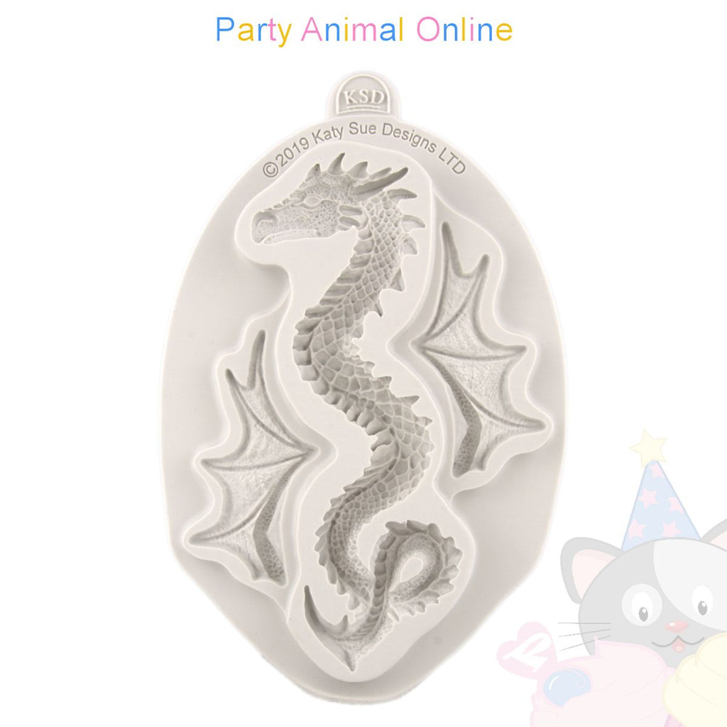 Katy Sue Moulds - Serpent Dragon Mould