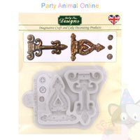 Katy Sue Moulds - Hinges and Screws