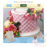 Katy Sue Creative Cake System Moulds - Continuous Quilting