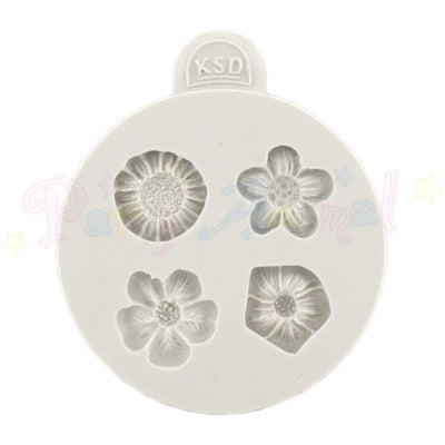Katy Sue Moulds - LITTLE FLOWERS
