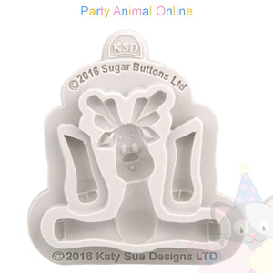 Katy Sue Moulds - Reindeer Mould