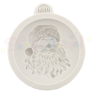 Katy Sue Cupcake Moulds - SANTA