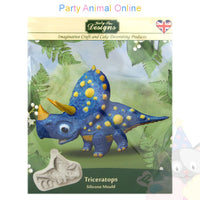 Katy Sue Moulds - Triceratops