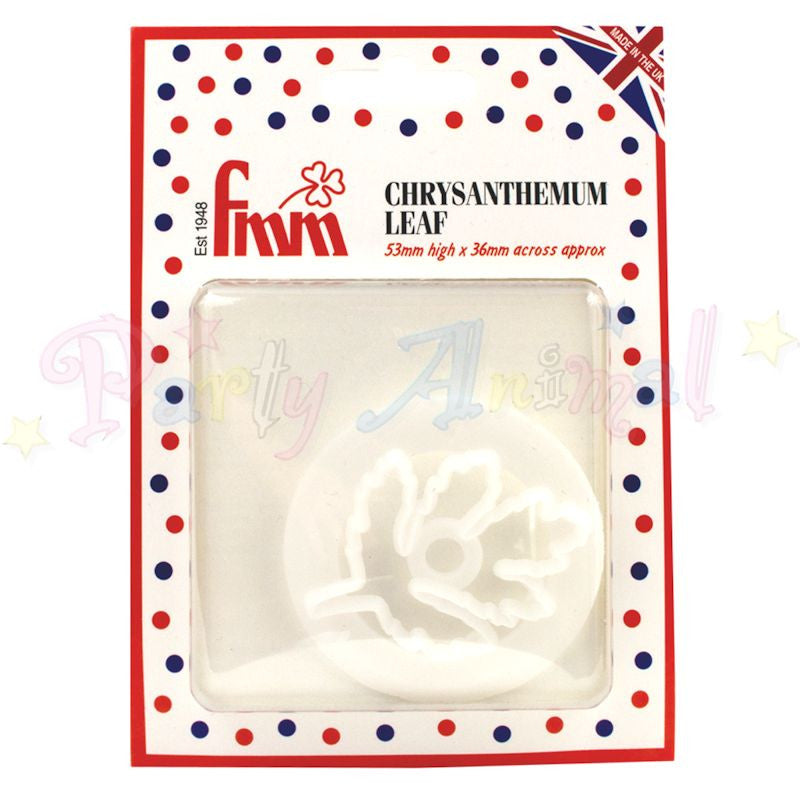 FMM Chrysanthemum Leaf Cutter