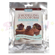 Squires Kitchen Modelling Chocolate Cocoform - Dark Chocolate