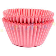 Baking Cases - approx. 50/pack - Plain Pink