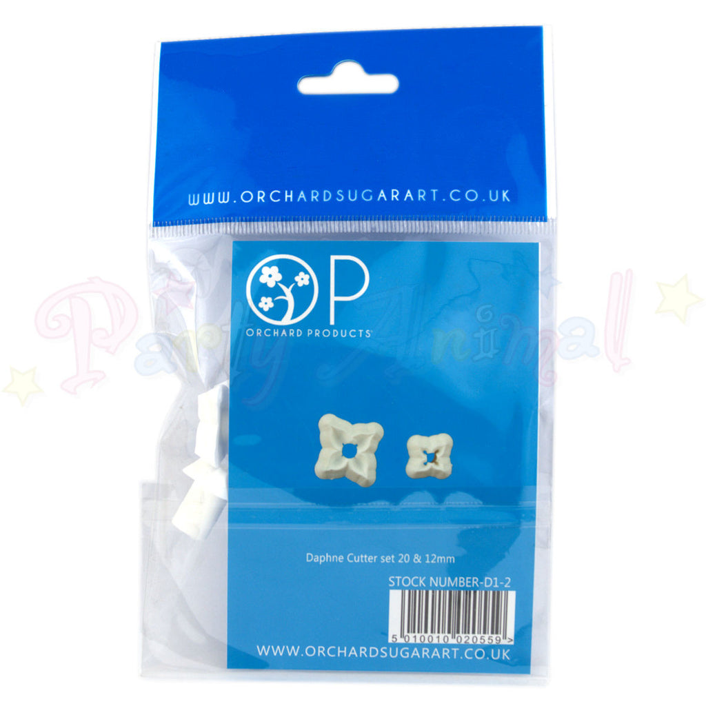 Orchard Products Daphne Cutters D1 & D2 - 20mm & 12mm