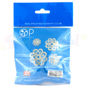 ORCHARD PRODUCTS Lace HEART Cutter Set LH14