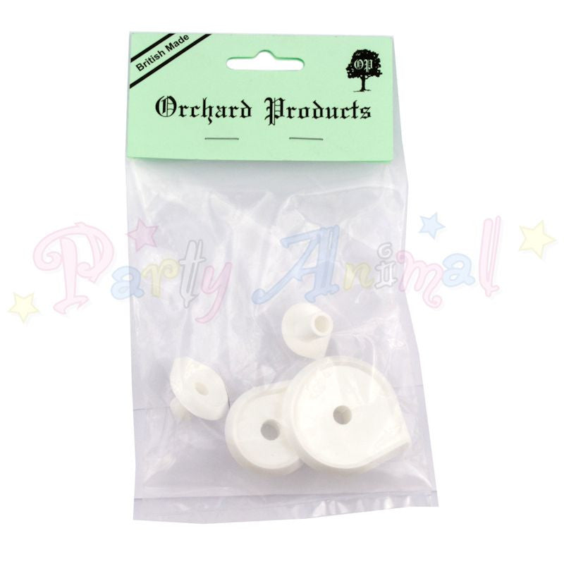 Orchard Products Rose Petal Cutter Set R1, R2, R3, R4
