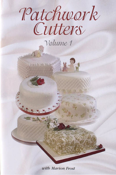 Patchwork Cutters DVD 1