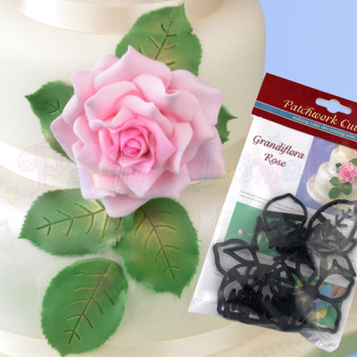 Patchwork Cutters Grandiflora Rose Set