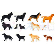 Patchwork Cutters DOG SILHOUETTE SET