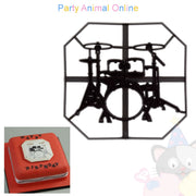 Patchwork Cutters DRUMKIT PLAQUE CUTTER
