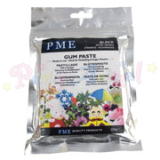 PME Flower / Gum Paste - Black 200g