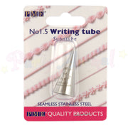 PME Seamless Stainless Steel Piping Icing Tube 1.5 Plain Writer