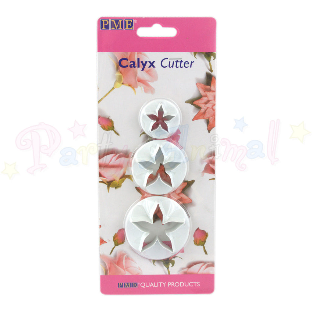 PME Calyx Cutters SMALL Set of 3