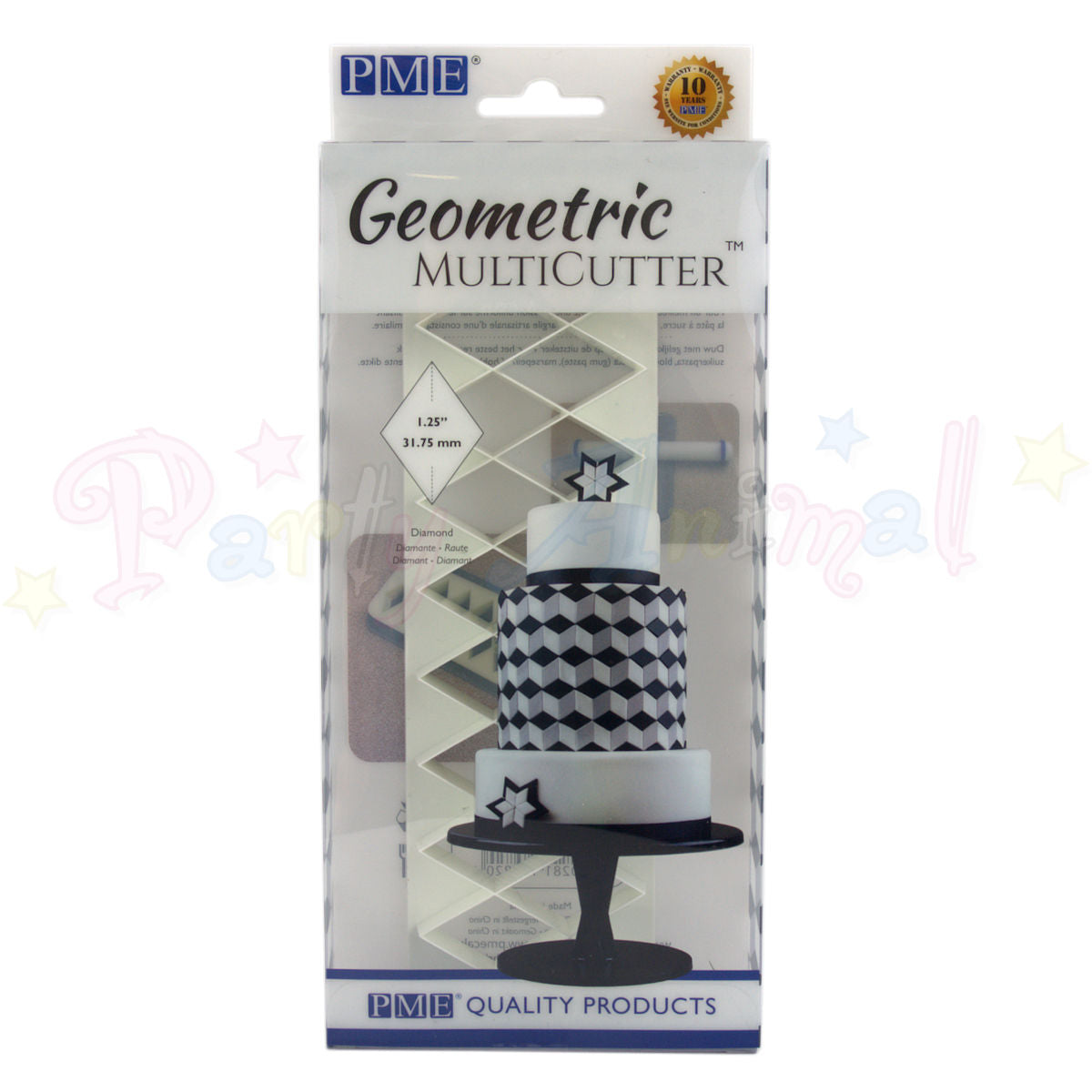 PME Geometric Multicutter Diamond LARGE