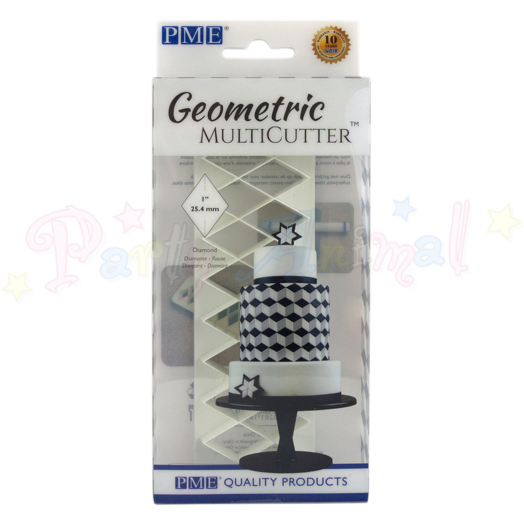 PME Geometric Multicutter Diamond MEDIUM