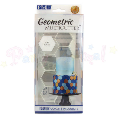 PME Geometric Multicutter Hexagonal LARGE